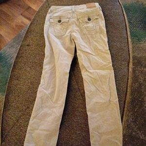 True Religion and Polo Corduroy pants ($15.00 each
